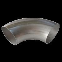 W.1.4307/304L  Edelstahl Rohrbogen 3D 90°